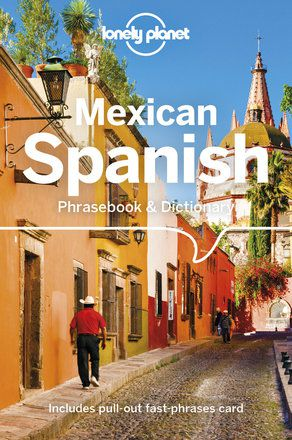 Mexican Spanish Phrasebook - 5th edition