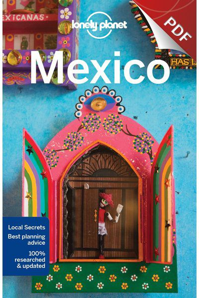 Mexico - Central Pacific Coast (PDF Chapter)