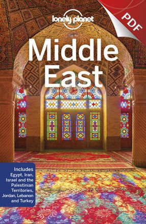 Middle East - Israel & the Palestinian Territories (PDF Chapter)