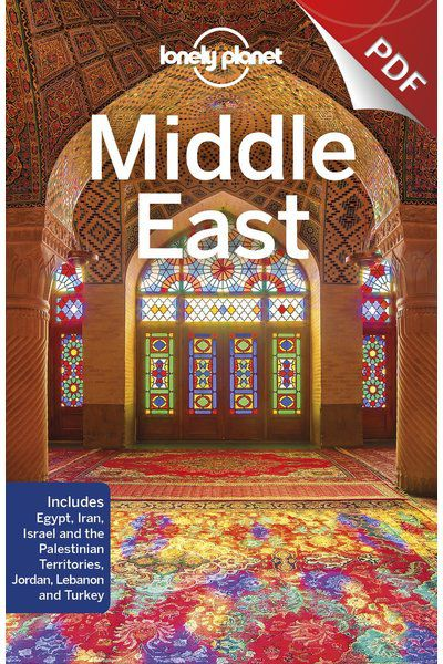 Middle East - Turkey (PDF Chapter)