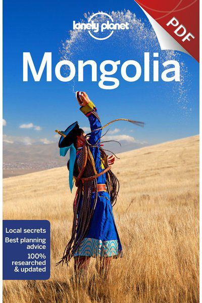 Mongolia - Eastern Mongolia (PDF Chapter)