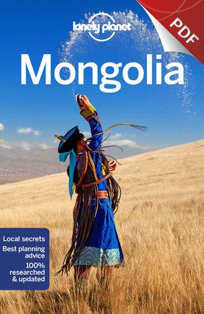 Mongolia - The Gobi (PDF Chapter)
