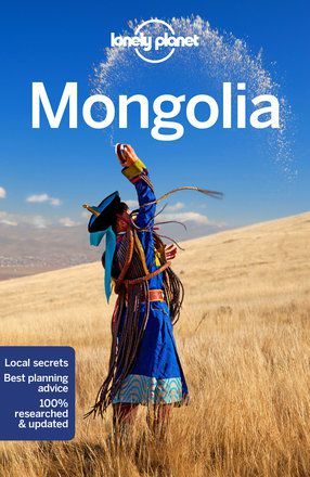 Mongolia travel guide - 8th edition