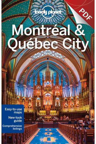 Montreal & Quebec City - Quartier Latin & the Village (PDF Chapter)