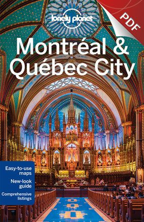 Montreal & Quebec City - Quebec City (PDF Chapter)