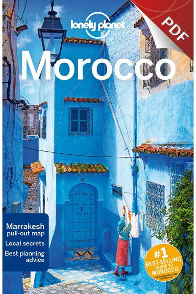Morocco - Marrakesh & Central Morocco (PDF Chapter)