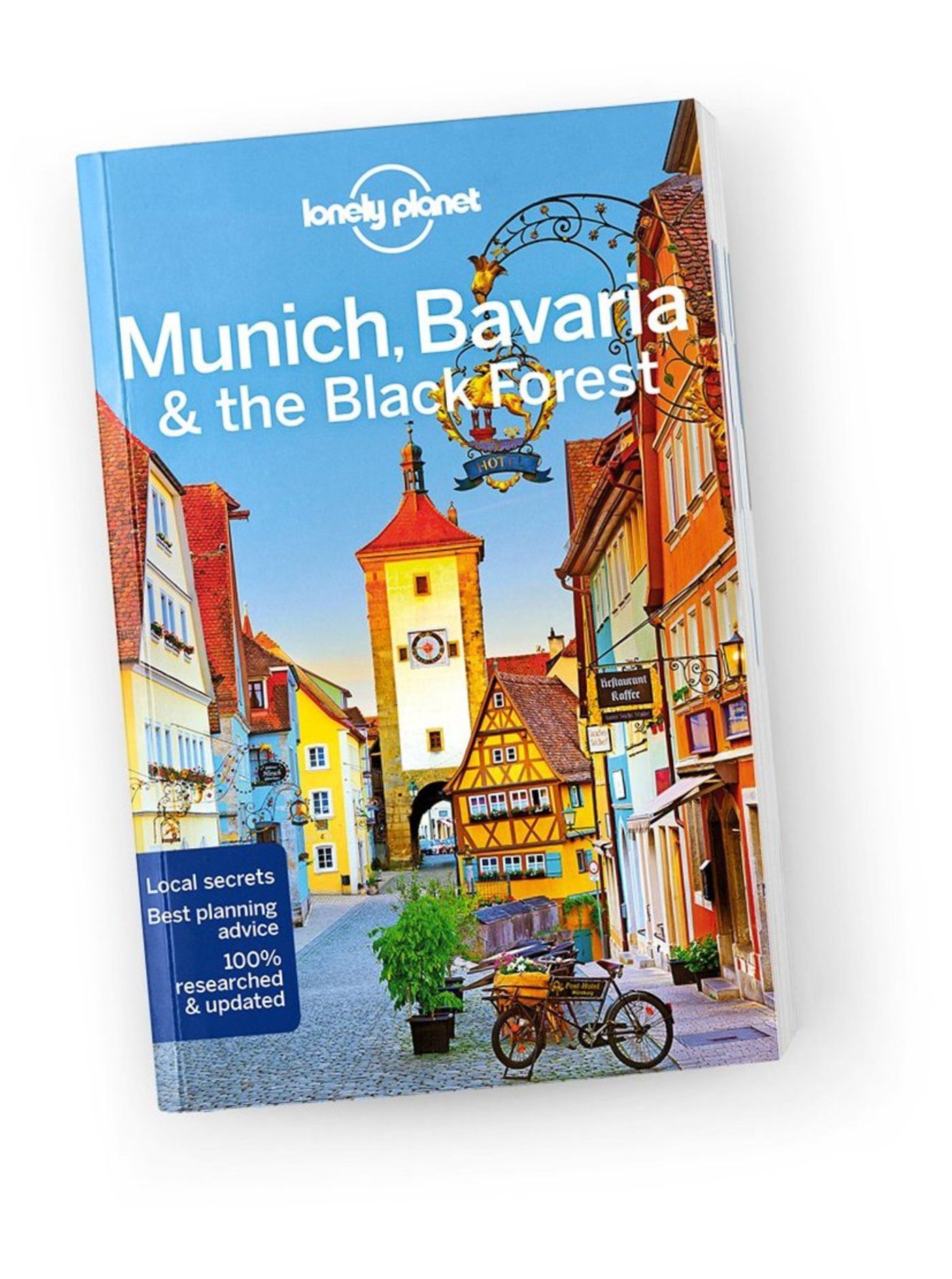 Munich Bavaria The Black Forest Travel Guide Lonely Planet Online Shop Lonely Planet Us