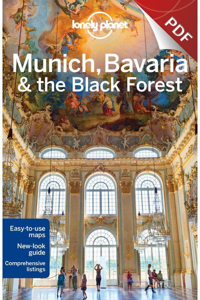 Munich, Bavaria & the Black Forest - Salzburg & Around (PDF Chapter)