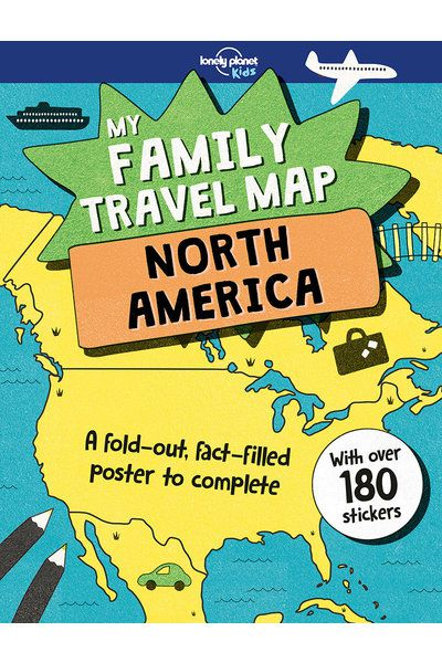 Map Of America Travel.My Family Travel Map North America