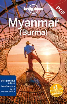 Myanmar - Mandalay & Around (PDF Chapter)