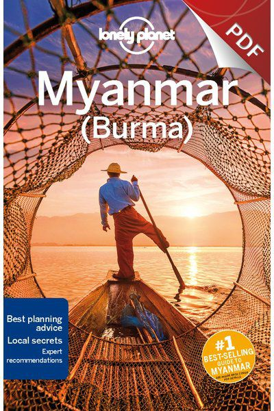 Myanmar - Temples of Bagan (PDF Chapter)