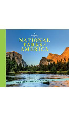 National Parks of America (Hardcover pictorial)