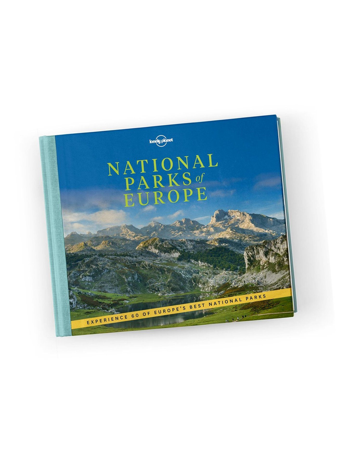 National Parks of Europe (Hardcover pictorial)