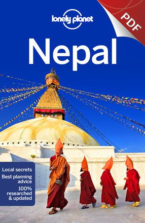 Nepal - Around the Kathmandu Valley (PDF Chapter)