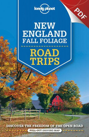 New England Fall Foliage Road Trips - Alpine Escapes Trip (PDF Chapter)