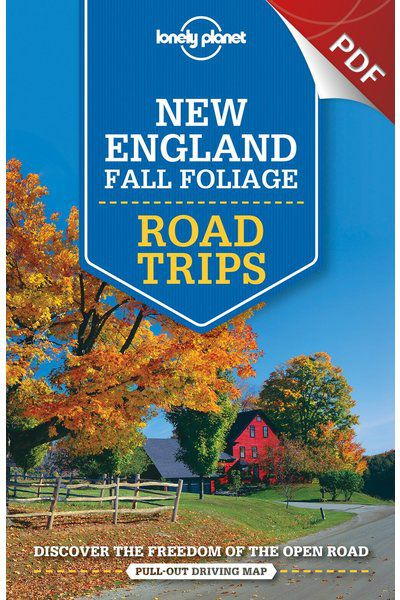 New England Fall Foliage Road Trips - Cider Season Sampler Trip (PDF Chapter)
