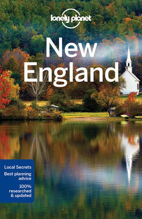 New England travel guide - 8th edition