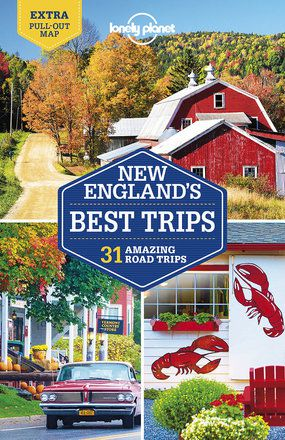 1st Edition Lonely Planet Blue Ridge Parkway Road Trips 1st Ed.