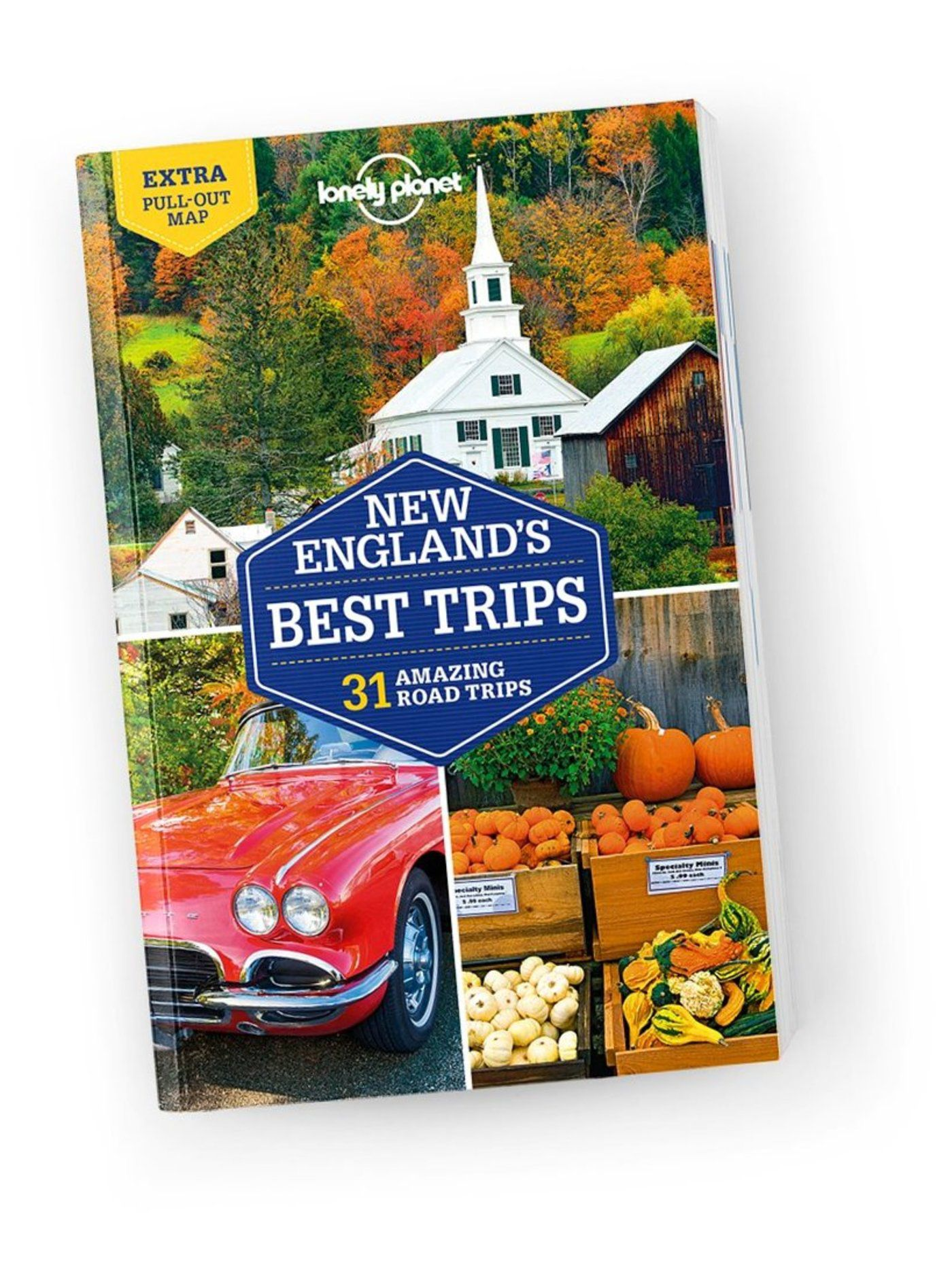 New England's Best Trips - 4th edition