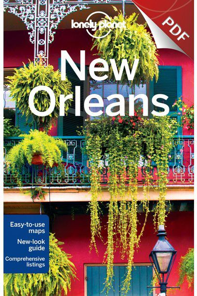 New Orleans - Mid Centre & the Treme (PDF Chapter)