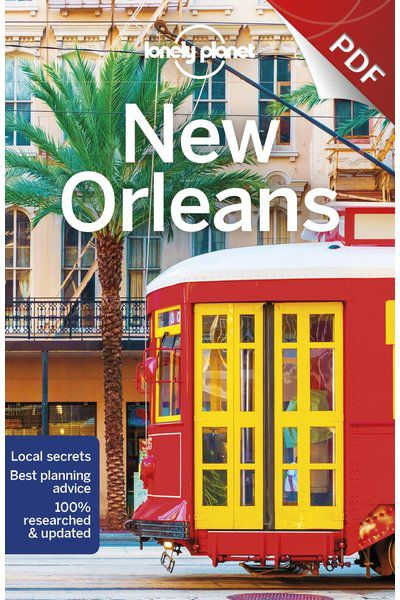 New Orleans - Mid-City, Bayou St John & City Park (PDF Chapter)