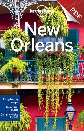 New Orleans - Uptown & Riverbend (PDF Chapter)