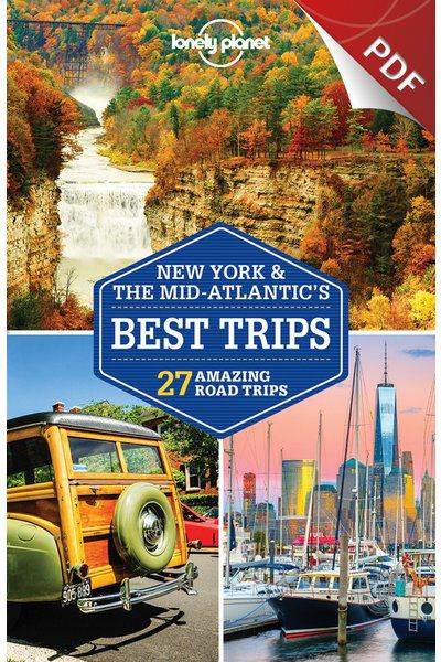 New York & Mid-Atlantic's Best Trips - New Jersey & Pennsylvania Trips (PDF Chapter)