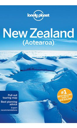 New Zealand travel guide - 18th edition