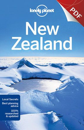 New Zealand - Christchurch & Canterbury (PDF Chapter)