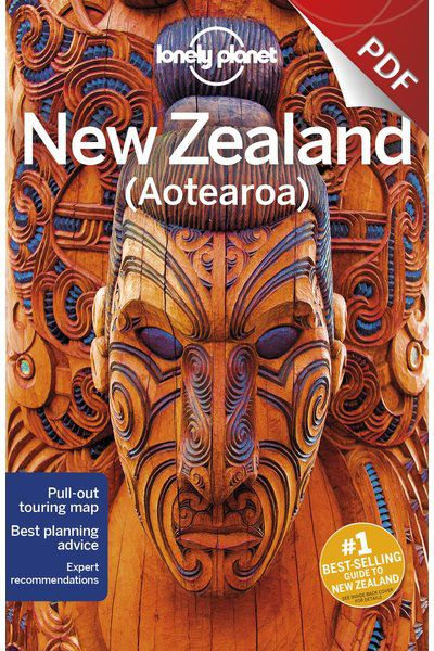 New Zealand - Dunedin & Otago (PDF Chapter)