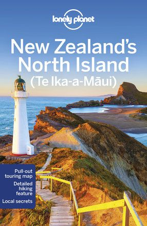 New Zealand's North Island travel guide - 5th edition