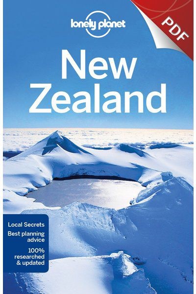 New Zealand - Taupo & the Central Plateau (PDF Chapter)