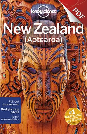 New Zealand - Taupo & the Ruapehu Region (PDF Chapter)