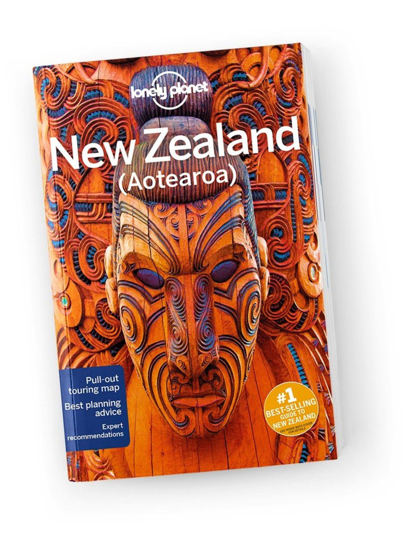 New Zealand travel guide - 19th edition