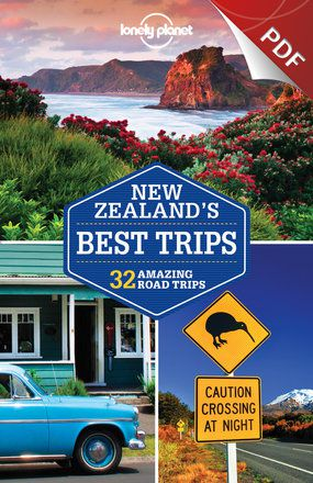 New Zealand's Best Trips - Canterbury & the West Coast (PDF Chapter)