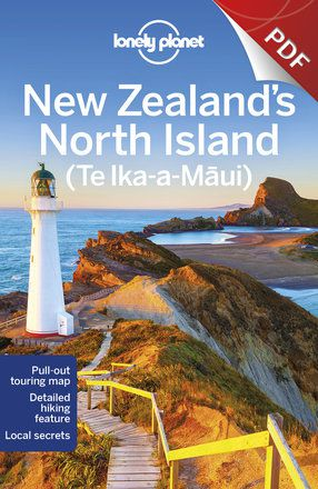 New Zealand's North Island - Rotorua & the Bay of Plenty (PDF Chapter)