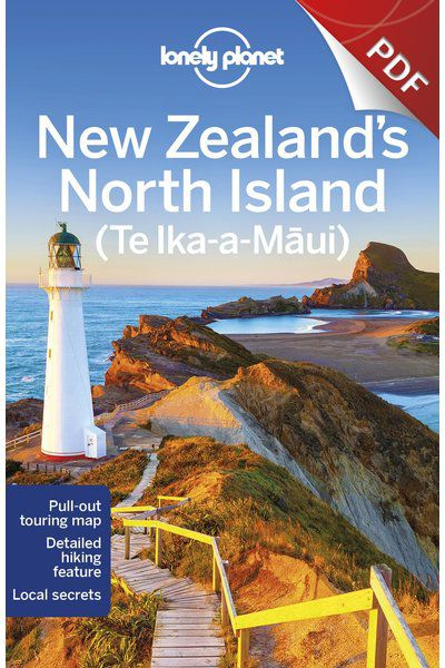 New Zealand's North Island - The East Coast (PDF Chapter)