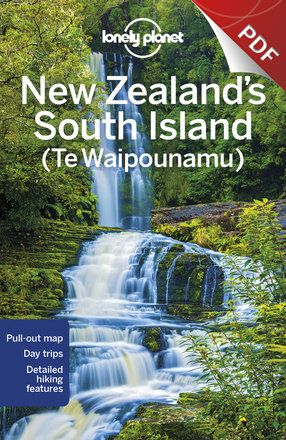 New Zealand's South Island - Christchuch & Canterbury (PDF Chapter)