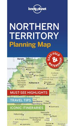 Northern Territory Planning Map