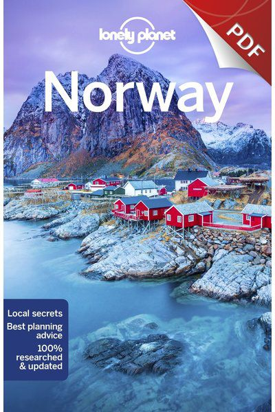 Norway - Bergen & the Southwestern Fjords (PDF Chapter)
