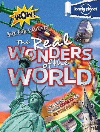 Not For Parents Real Wonders of the World (North and South America edition)