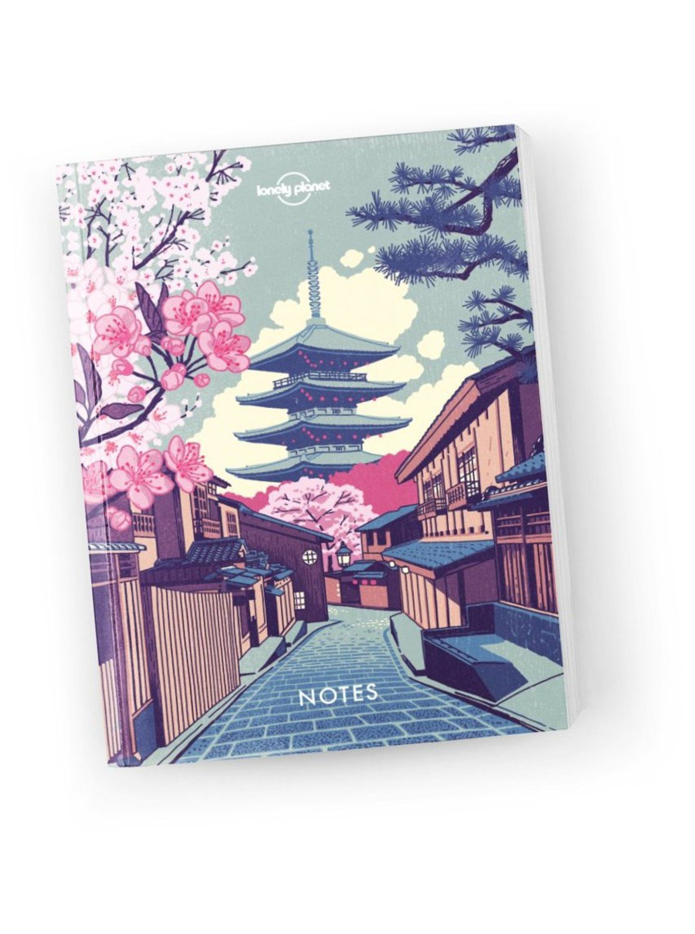 Notebook - Illustrated Cover - Asia