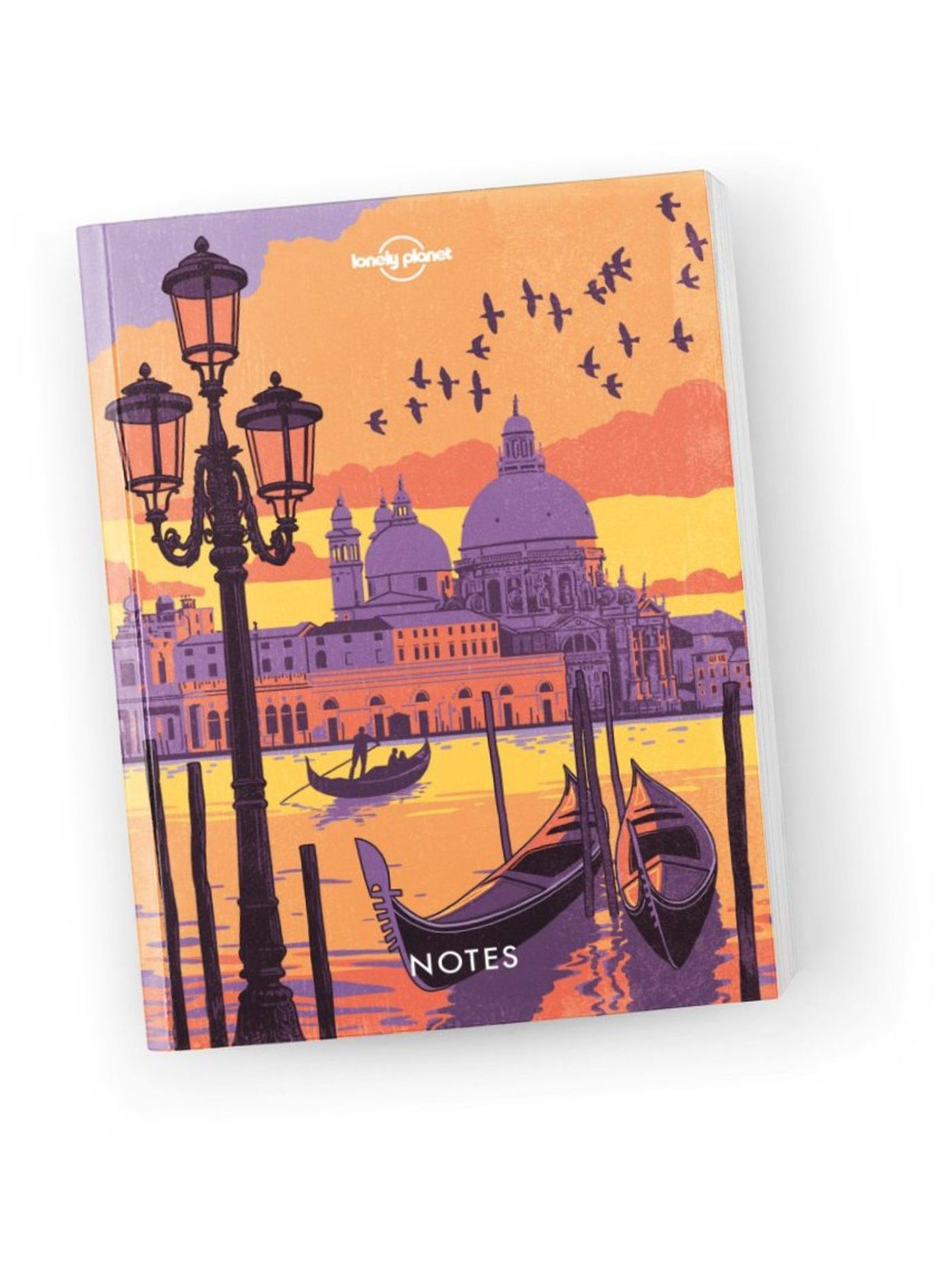 Notebook - Illustrated Cover - Europe