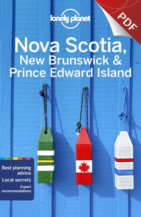 Nova Scotia, New Brunswick & Prince Edward Island - Nova Scotia (PDF Chapter)