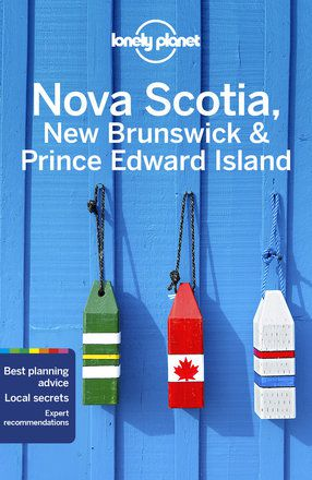 Nova Scotia, New Brunswick & Prince Edward Island - 5th edition