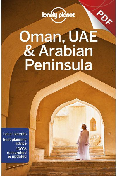 Oman, UAE & Arabian Peninsula - Yemen (PDF Chapter)