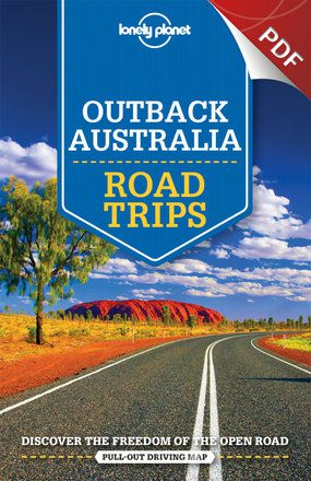 Outback Australia Road Trips - Alice Springs to Adelaide Trip (PDF Chapter)