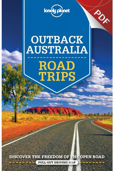 Outback Australia Road Trips - Alice Springs to Darwin Trip (PDF Chapter)