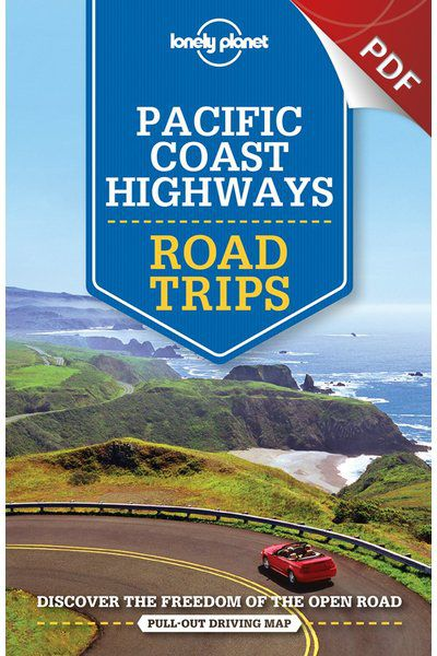 Pacific Coast Highways Road Trips - Bay Area Culinary Tour Trip (PDF Chapter)