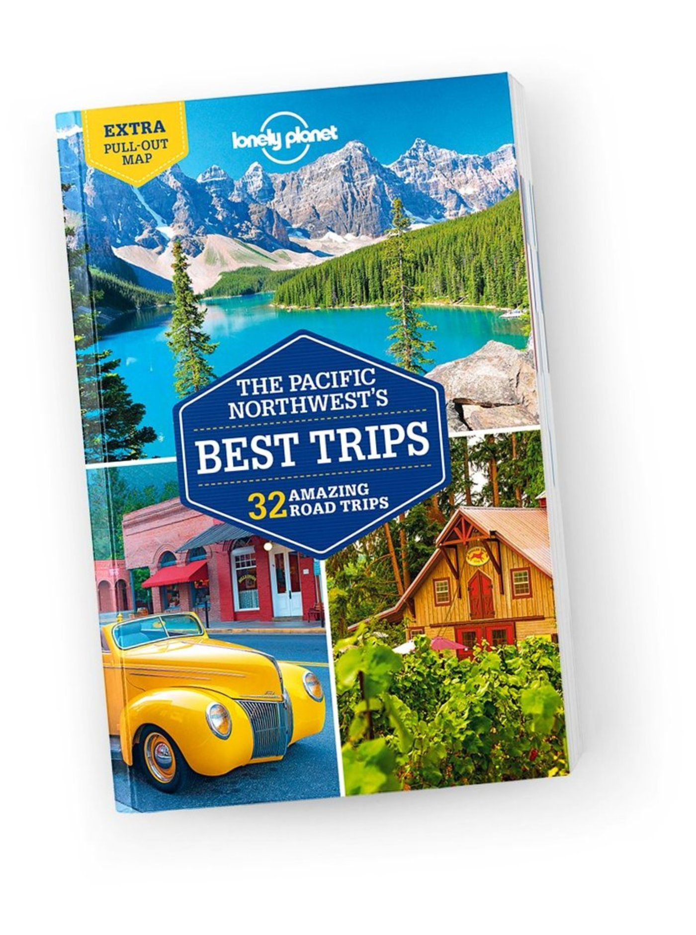 The Pacific Northwest's Best Trips - 3rd edition